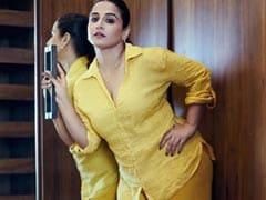 "Vidya Balan's ""Favourite Weekend Hangout"" Is... Wait For It... Her Closet"