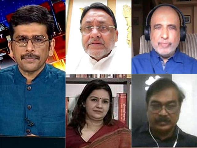 Video : Maharashtra's Mahabharat: Uddhav Thackeray Vs Narayan Rane