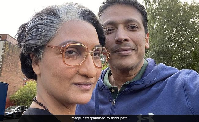 Mahesh Bhupathi's Shout Out To Lara Dutta And Team Bell Bottom