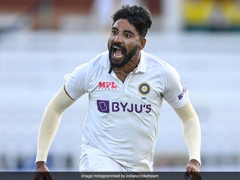 """Bollywood Actor Ranveer Singh Labels Mohammed Siraj A """"Phenom"""" After Lord's Heroics   Cricket News"""