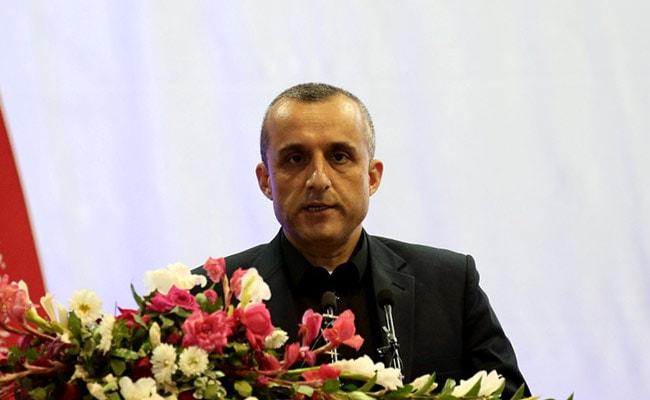 Afghan Vice President Amrullah Saleh Says He Is 'Legitimate Caretaker President'