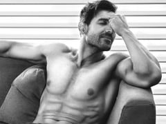 """John Abraham Is Both """"Incredibly Hot And Super Cool"""" In This Shot From Dabboo Ratnani's 2021 Calendar"""