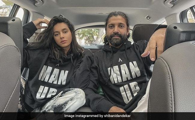Shibani Dandekar On The 'Biggest Learning' From Living With Farhan Akhtar During The Pandemic