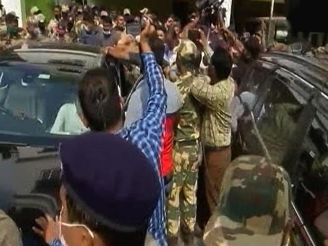 Video : Union Minister Narayan Rane Arrested Over Remark On Uddhav Thackeray