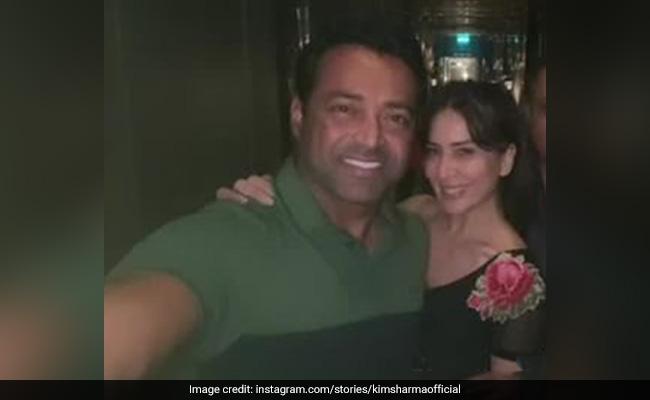 Inside Kim Sharma's Well-Spent Saturday With Rumoured Boyfriend Leander Paes