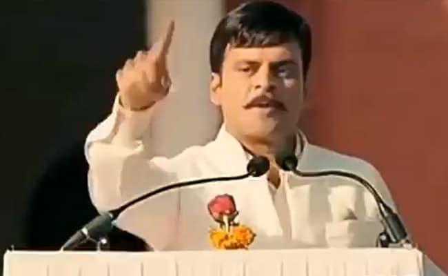 Narayan Rane's Son Nitesh Shares Clip From 'Raajneeti'. Target, Sena