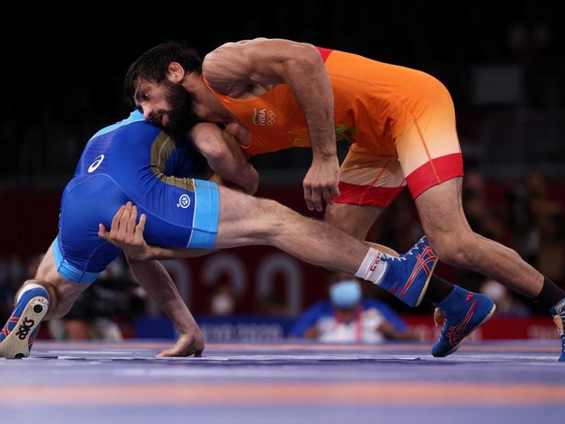 Ravi Dahiya: Indian Wrestling Has A New Superhero