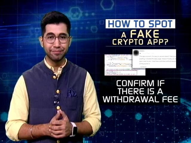 Video: Coffee & Crypto: How To Spot A Fake Crypto App