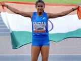 Video : Athletics U20 Championships: Sports Minister Congratulates Shaili Singh For Silver