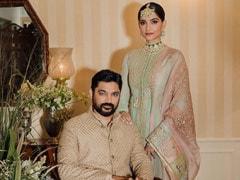 "Newlywed Rhea Kapoor's Post Is For Her ""Best Friends"" - Sister Sonam And Husband Karan Boolani"