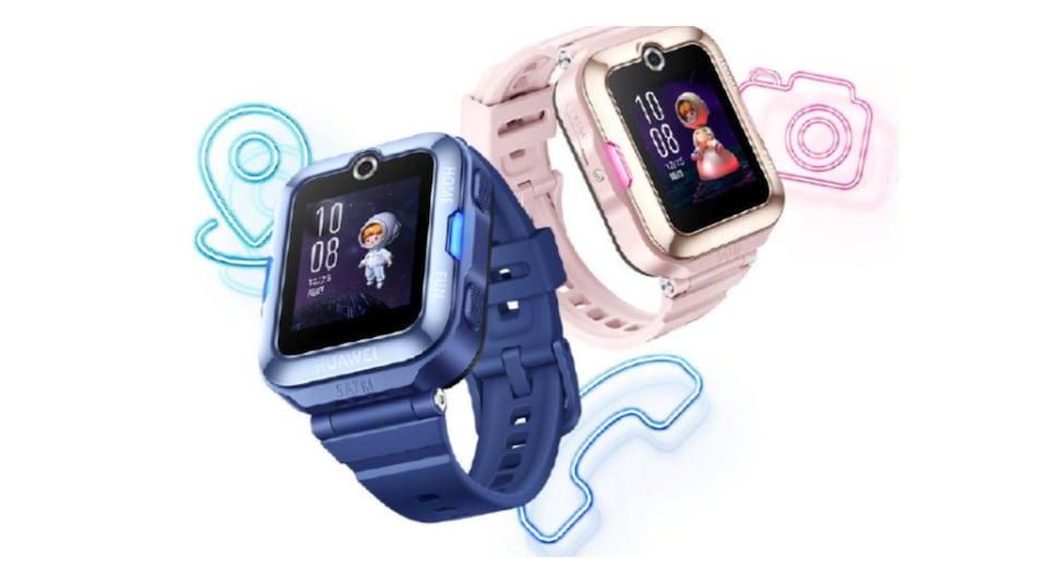 800mAh बैटरी के साथ Huawei Children's Watch 4 Pro लॉन्च, जानें कीमत