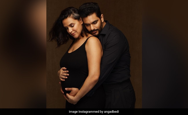 On Neha Dhupia's Birthday, Husband Angad Bedi Writes, 'Stay Real Just The Way You Are'