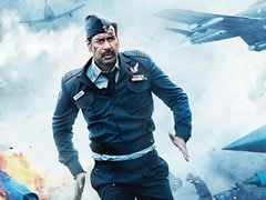 <I>Bhuj: The Pride Of India</i> Review - Starring Ajay Devgn, It Is A Sad Apology For A War Film