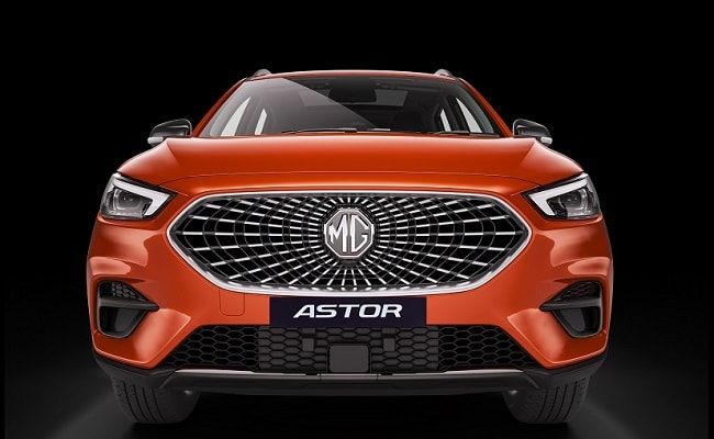 The MG Astor SUV will be the brand's first model to feature Level 2 ADAS technology in India.