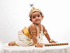 Happy Janmashtami 2021: Pick These Krishna Fancy Dress Costumes For Kids
