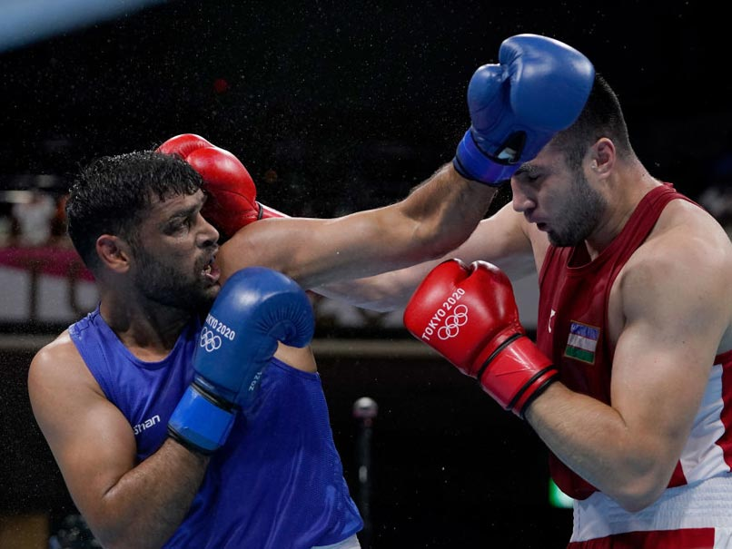 Tokyo Olympics: Gutsy Satish Kumar Goes Down Fighting Against Top Seed In Boxing Quarterfinals