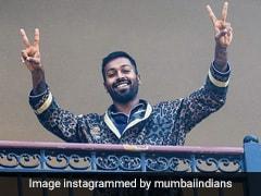 "IPL 2021: Hardik And Krunal Pandya ""All Smiles In Quarantine"" In UAE, Mumbai Indians Share Pictures"
