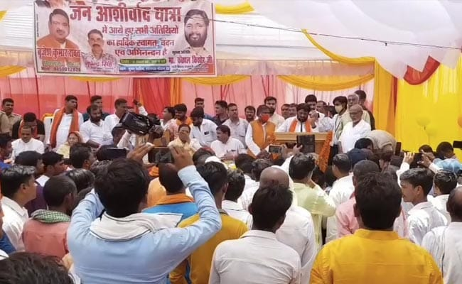 BJP Begins Public Outreach By New Ministers With Jan Ashirwad Rallies