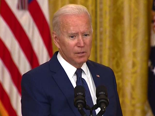 Video : Biden's Message To China As He Holds First Call With Xi In 7 Months