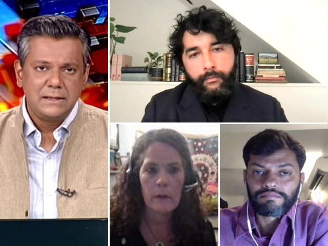 Video : Embassy Staff Evacuated: What Happens To Other Indians Stuck In Afghanistan?