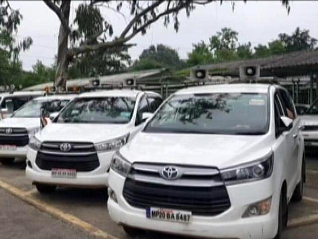 Video : In Madhya Pradesh, VIPs Replace Red Beacons With Sirens