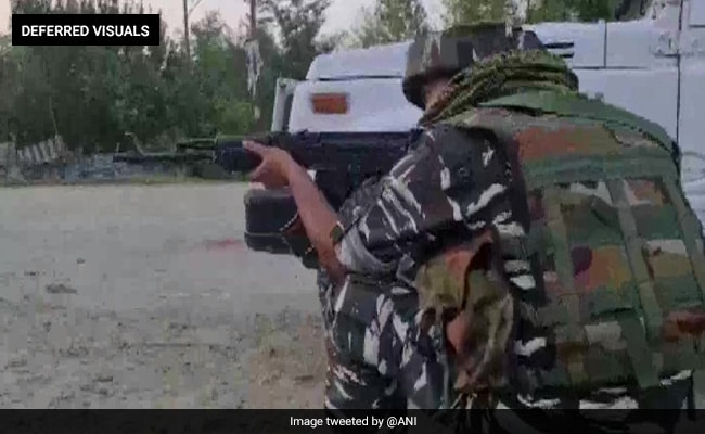 Two Terrorists Killed In Encounter In Jammu And Kashmir's Baramulla: Police