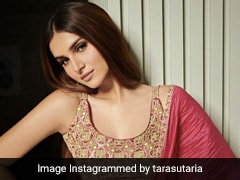 If Sarees Looked As Effortless As It Does On Tara Sutaria, We'd Wear Them All The Time