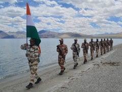 National Flag At 17,000 Feet, Border Police Celebrates Independence Day