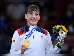 Tokyo Olympics: Spain's Sandra Sanchez Jamie Wins The First-Ever Olympics Gold In Karate