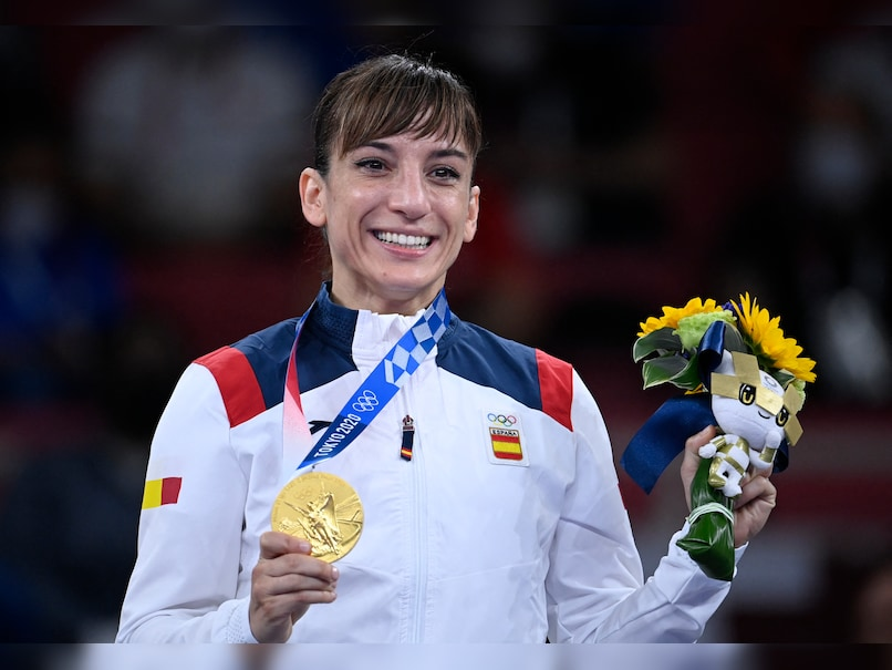 Tokyo Olympics: Spains Sandra Sanchez Jamie Wins The First-Ever Olympics Gold In Karate