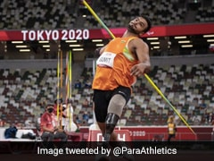 Javelin Throwers Lead Medal Rush On 'Golden' Day For India At Tokyo Paralympics