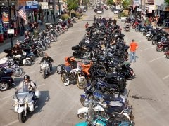 Sturgis Motorcycle Rally Kicks Off Amid Delta Variant Surge In The US