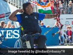 Tokyo Paralympics: Rakesh Kumar 3rd In Men's Compound Archery Ranking Round