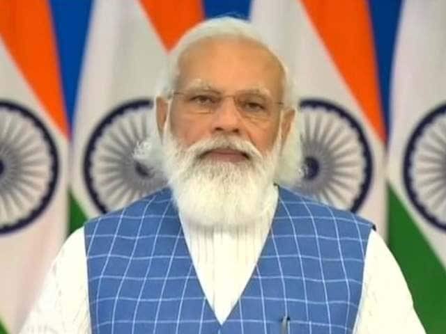 """Video : New Vehicle Scrapping Policy """"Will Give New Identity To Auto Sector"""": PM Modi"""