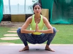 Stay Positive, Focused And Balanced With This Yoga Routine By Shilpa Shetty