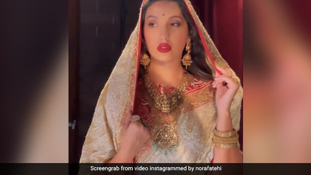 Nora Fatehi's Friends Welcome Her Back To Canada With A Lavish Sweet Spread - See Pics