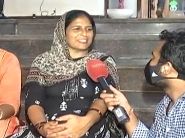 Video : Can't Tell You How Happy I Am: Neeraj Chopra's Mother