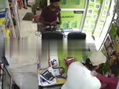 Caught On CCTV: Shopkeeper Near Delhi Thrashed, Rib Broken Over Rs 1,800