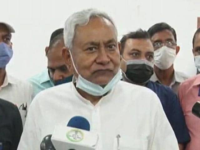 Video : Nitish Kumar Demands Probe Into Pegasus Scandal, First BJP Ally To Do So