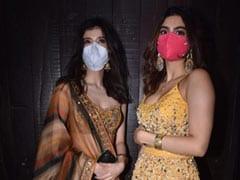 Rhea Kapoor And Karan Boolani's Wedding: Arjun, Shanaya, Khushi, Anshula Lead Fam-Jam