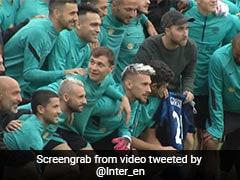 Watch: Christian Eriksen Visits Inter Milan Training Ground For First Time Since Cardiac Arrest
