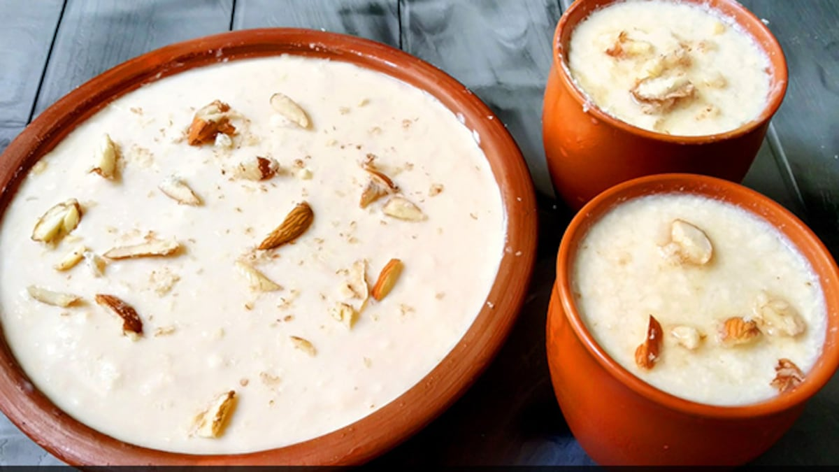 Photo of Diabetic-Friendly Dessert: Make This Delicious Rabri Recipe That Will Make You Drool