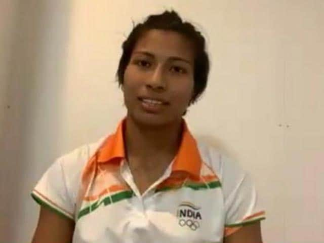 """Video : """"My Parents Are Very Happy"""": Lovlina Borgohain After Winning Olympic Bronze"""