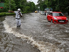 """Waterlogged Areas, """"Spell of Thunderstorm"""" In Kolkata After Heavy Rains, Says Weather Office"""