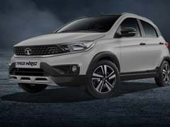 Tata Motors Expects Strong Demand For The Tiago NRG From Tier 2 Cities and Small Towns