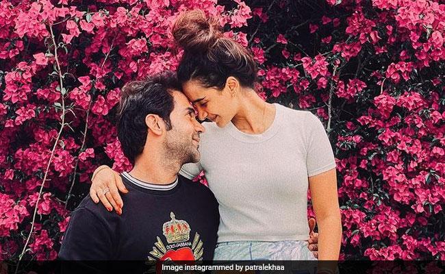 Patralekhaa's Birthday Wish For Boyfriend Rajkummar Rao Is A 'Rock Solid' Thank You Note