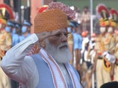 "Independence Day 2021 Highlights: PM Modi Calls For ""<i>Sabka Prayas</i>"" For Building Self-Reliant India"