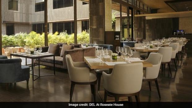 DEL At Roseate House: A New Trending Place In Town To Drink And Dine In Style
