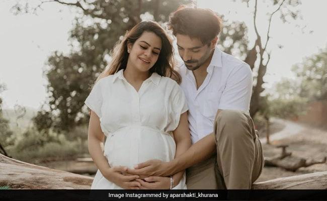Aparshakti Khurana And Wife Aakriti Ahuja Welcome First Child, Reveal Baby's Name
