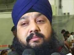 Video: Afghan Senator Breaks Down After Reaching India On Air Force Plane
